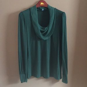 Antonio Melani cowl neck blouse